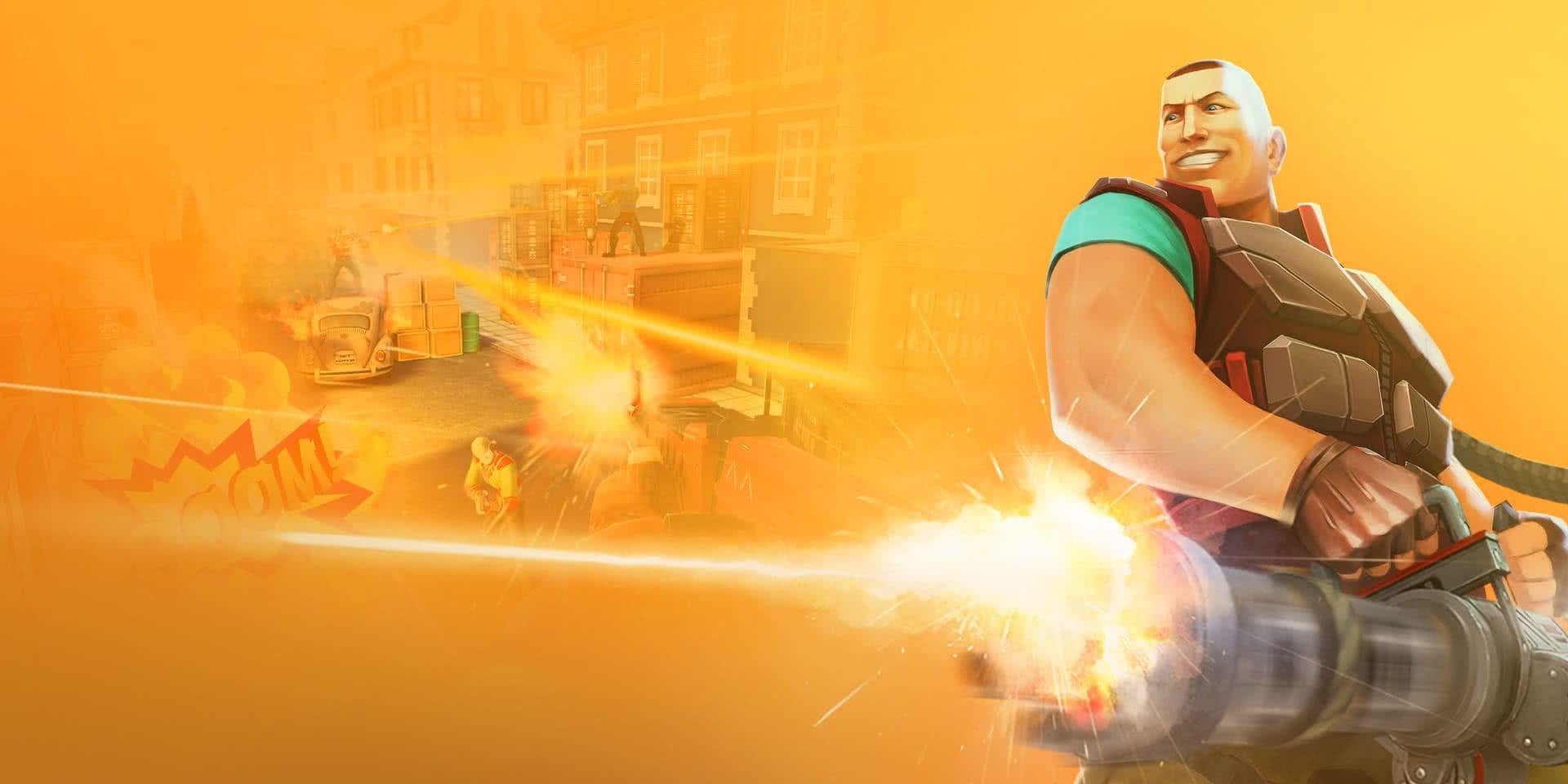 Guns of Boom - Game Insight