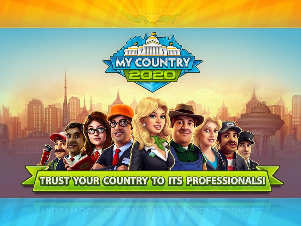 برای اولین بار نسخه نامحدود 2020 my country
